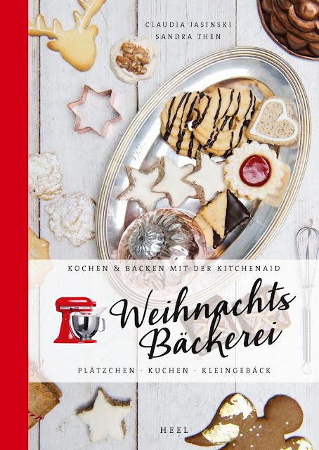 Weihnachtsbäckerei aus dem HEEL Verlag