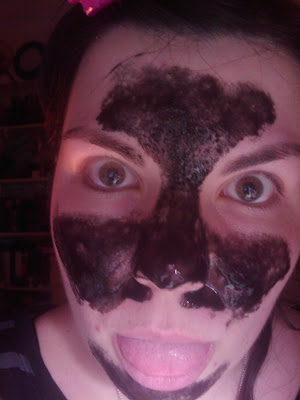 Herbal Conk Mask