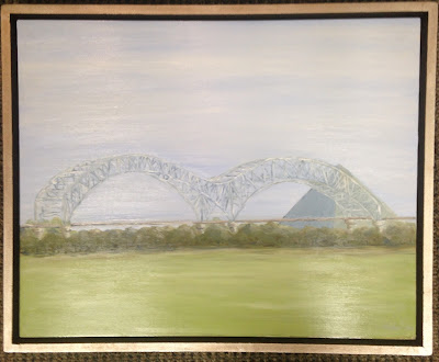 Lucy Wepfer | Give Me Memphis | 21x17 | $650