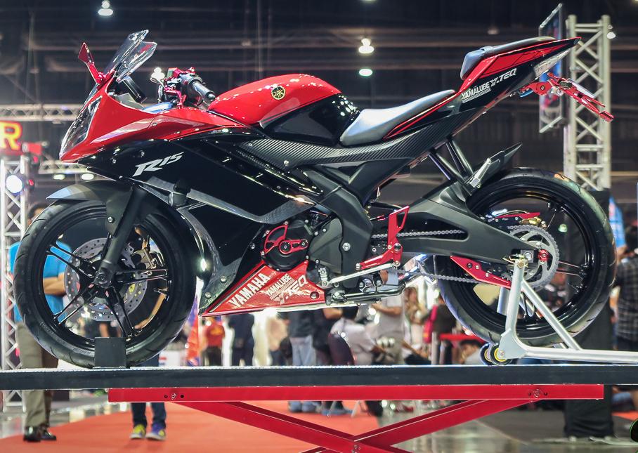 TPT Yamaha YZF R15 kembali didaftarkan . . berkode sama . . mungkinkah ini adalah YZF R15 generasi ke 3 ?