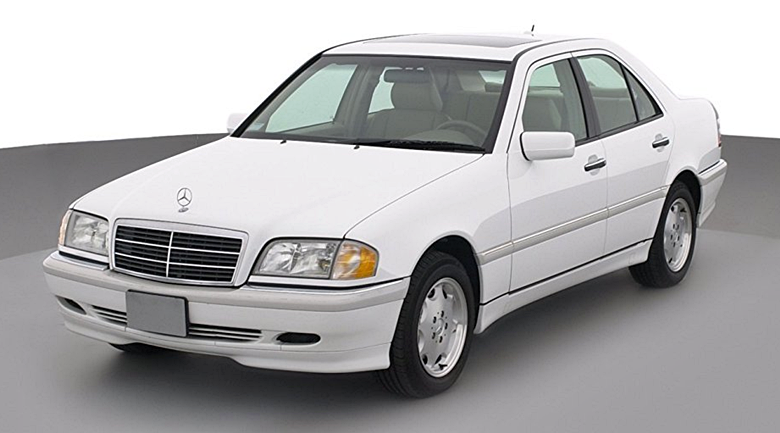2000 Mercedes-Benz C280 Review