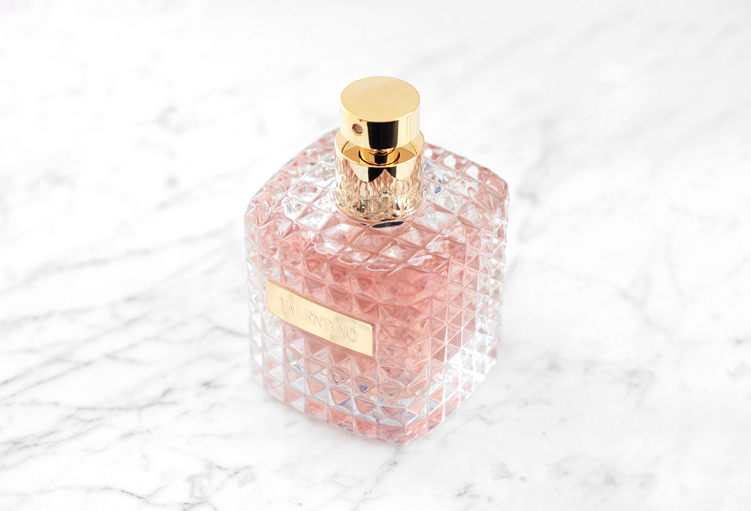 Valentino Donna perfume fragrance review beauty blog