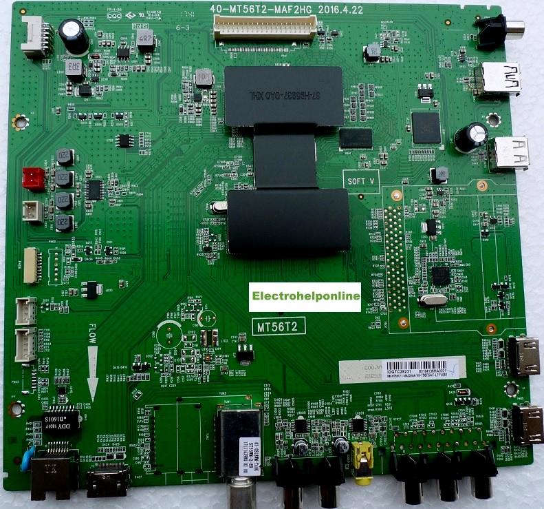 TCL 32D1850A/3MT56T2- chassis service mode, service