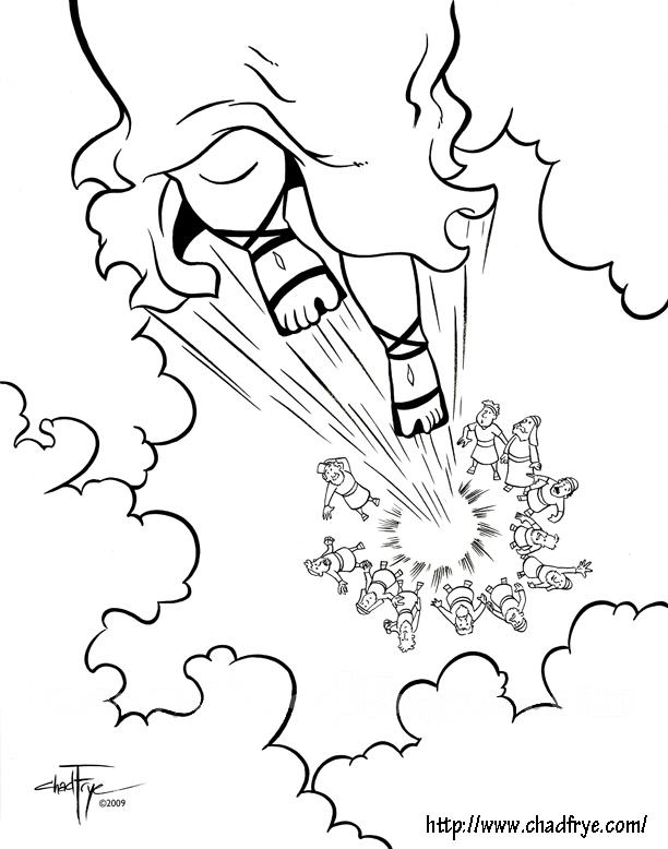 ReliArtes: Dibujos Semana Santa 4