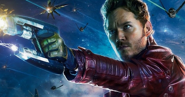 Chris Pratt elogia Guardians of the Galaxy Vol 2