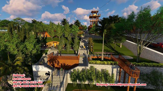 Tanah-Dijual-Murah-di-Bogor-Tanah-Kavling-Tasnim-Garden-Ciampea-Bogor-kredit-syariah