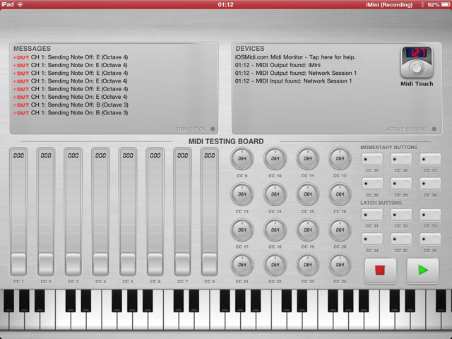 fixed1t Music Software: Can I wifi midi my iPad, iPhone, iPod Touch