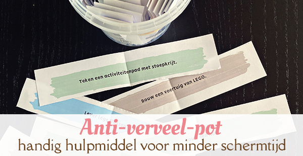 anti verveel pot fb