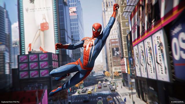الكشف عن مميزات نسخة Spider-Man على جهاز PS4 Pro و تأكيد أنها ستعمل بجميع قدرات الجهاز …