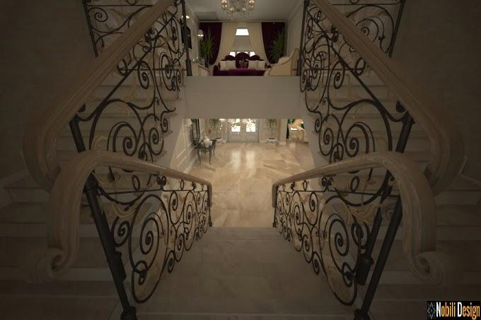 Amenajari interioare case stil clasic de lux - Amenajari Interioare Bucuresti