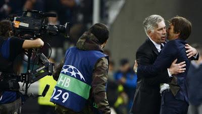Tanggapan Conte Soal Rumor Digantikan Ancelotti