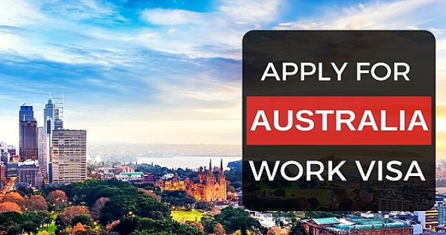 how to get australian working visa and visa guide