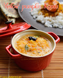 Parangikkai kootu recipe