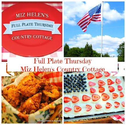 Full Plate Thursday Current Party