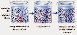 Perbandingan Difusi dan Osmosis