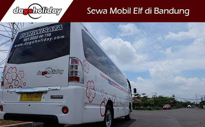 Liburan Dengan Isuzu Elf Murah Di Bandung
