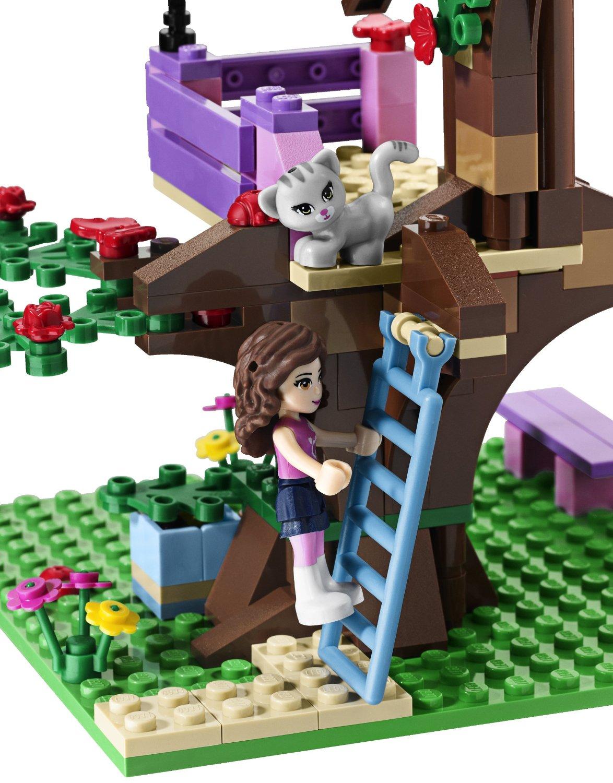My Lego Style: LEGO Friends Olivia's Tree House 3065