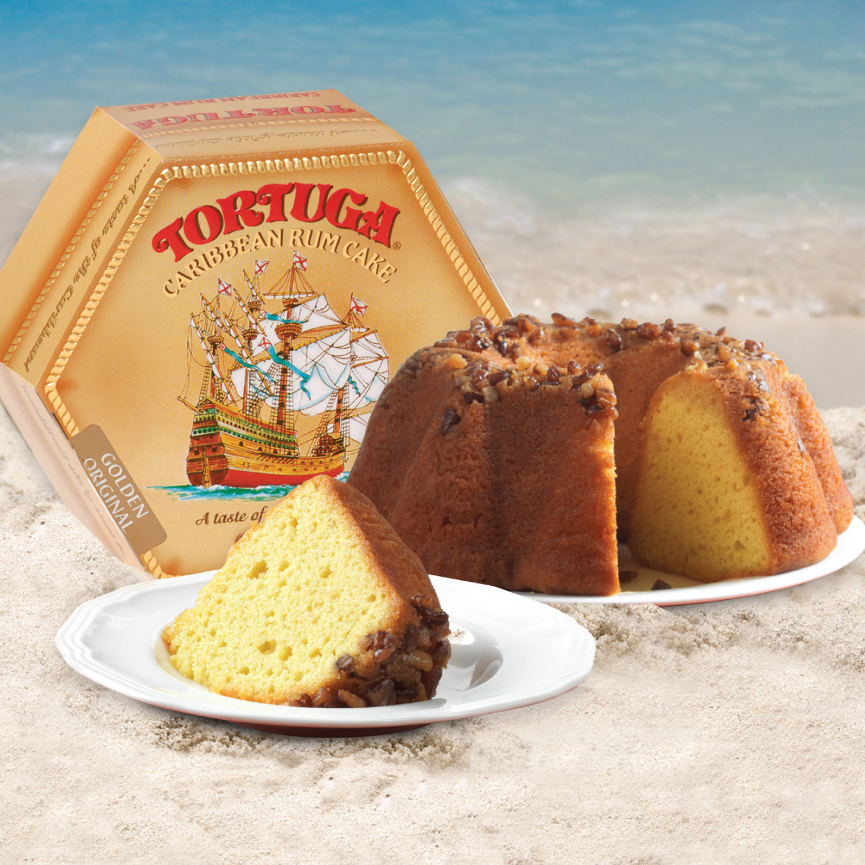 Emmy's Deals: Tortuga Rum Cake