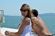 A boat trip to Saint Anastasia island