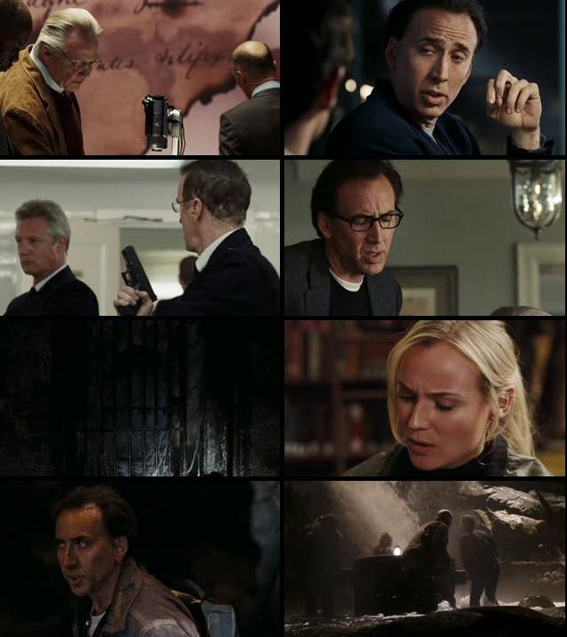 National Treasure Book of Secrets 2007 Dual Audio Hindi 720p BluRay