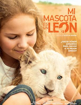 Mia et le Lion Blanc [2018] [DVD R4] [Latino]