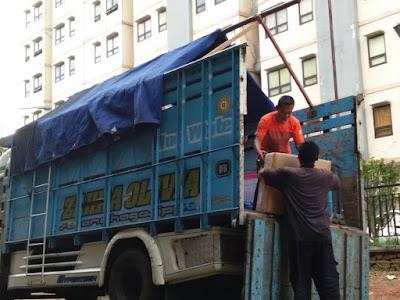 Jasa Angkutan Truk di Jakarta Timur