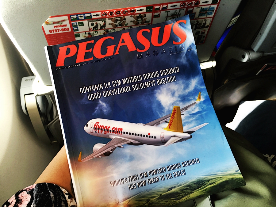 pegasus low cost airline