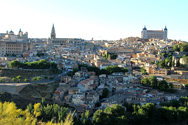Panorámicas de Toledo capital extramuros