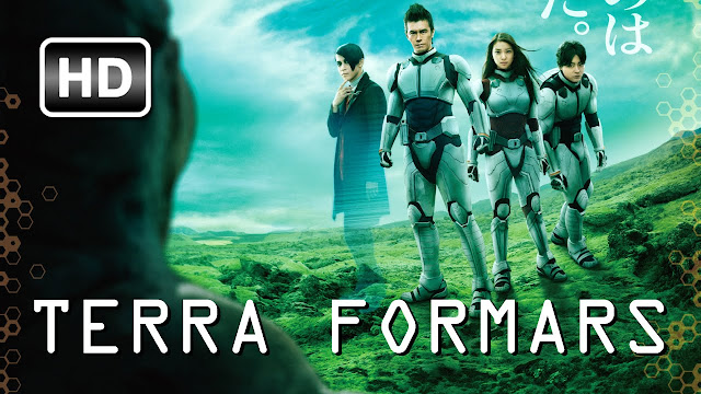 Film Action: Terra Formars (2016) Film Subtitle Indonesia Full Movie Japan