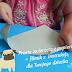 Proste zwierzęta z papieru z  instrukcją dla Twojego dziecka