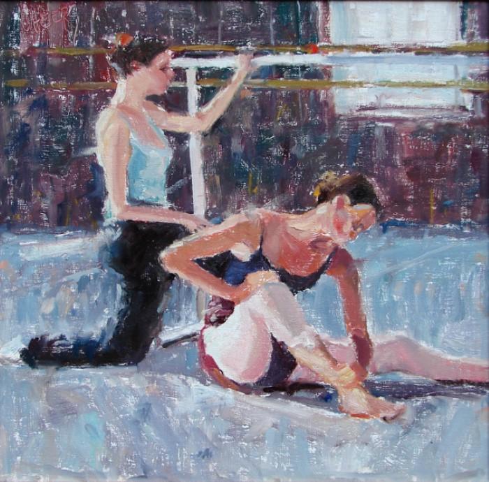 Выразительные произведения искусства. Robin Cheers