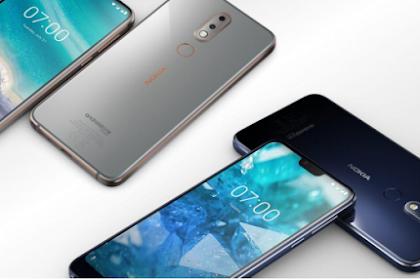 Yuk, Bandingkan Kualitas Smartphone Android Nokia Terbaru 2018