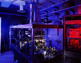 NIST Atomic clock