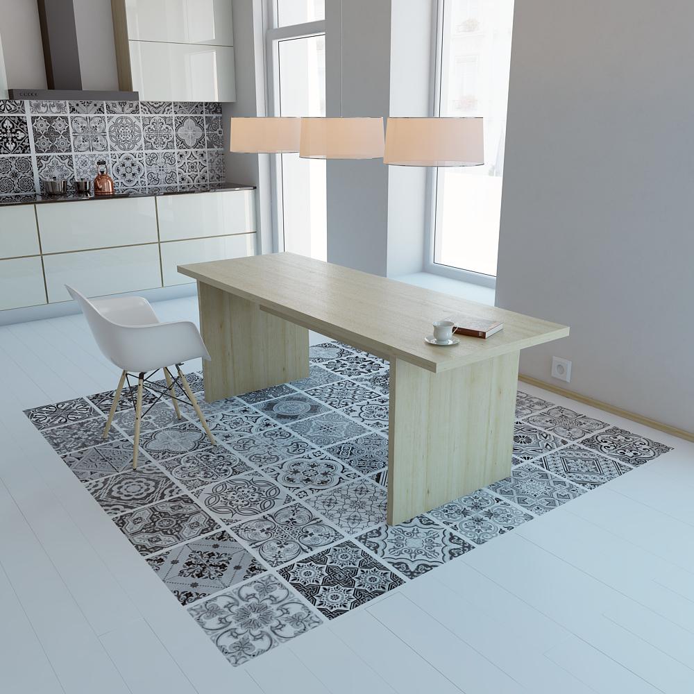 pomysł na płytki w kuchni