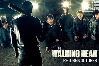 The Walking Dead saison 7 AMC VPN États-Unis gratuit