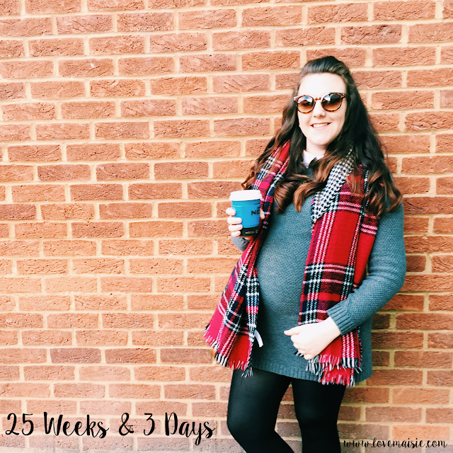 Bump Update | Weeks 25 + 26 | Love, Maisie