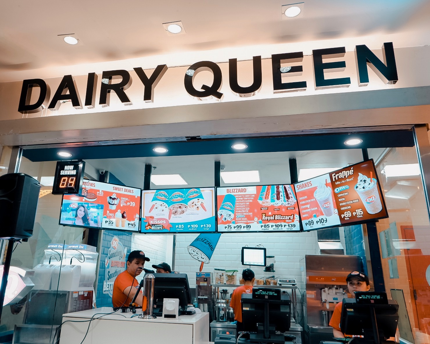 Dairy Queen Ice Cream: Turning the Cebuanos' World Upside Down