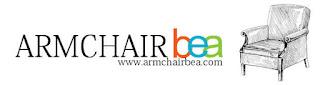 Armchair BEA logo by Nina of NinaReads (http://ninareads.com)