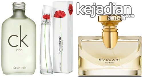 parfum wanita disukai pria Parfum Wanita Terbaik yang Disukai Pria Ganteng