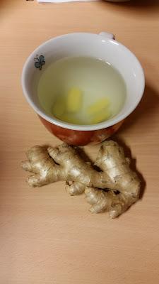Ingwer Tee Erkältung