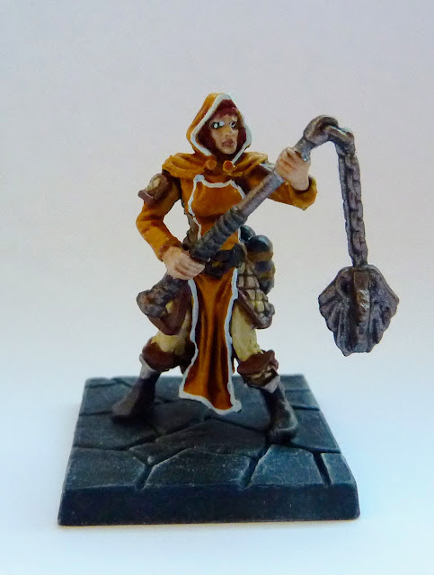 Venetia, Human Cleric - Infernal Crypts expansion for Mantic's Dungeon Saga