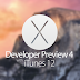 Download OS X Yosemite 10.10 Developer Preview 4 (14A298i) .DMG File via Direct Links