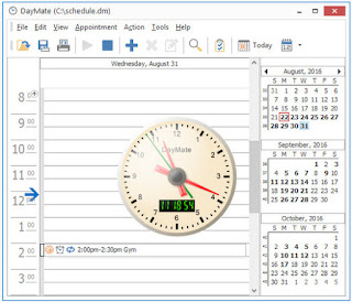 Crystal Office Systems DayMate v7.21 Full Crack