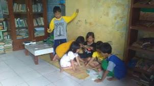 Donasi Wakaf Buku Semarang Coret