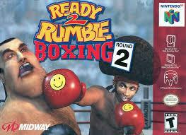 Roms de Nintendo 64 Ready 2 Rumble Boxing (Español)  ESPAÑOL descarga directa