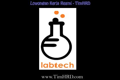 Lowongan Kerja Resmi PT. Lab Technologi Indonesia
