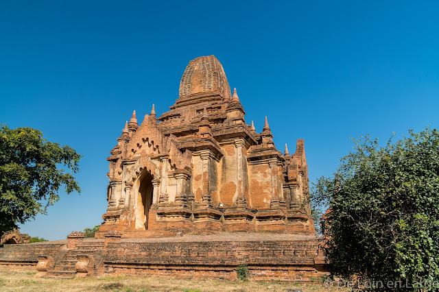 Shwe-leik-too temple - Bagan - Myanmar - Birmanie