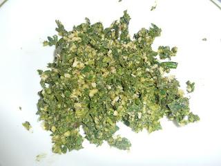 Homemade Pesto: LadyDBooks