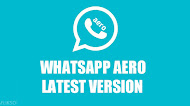[UPDATE] Download WhatsApp Aero v8.40 Latest Version Android