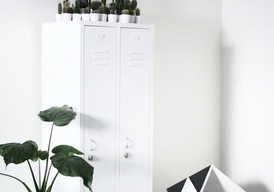 Aparador Para Atras Do Sofa ~ Lockers Armário Colegial na Decor e Onde Comprar Compra se Um Fusca Moda, decoraç u00e3o e